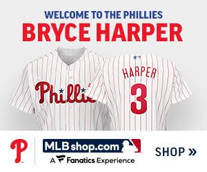 Bryce Harper Phillies Gear