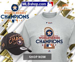Houston Astros 2017 AL Champs
