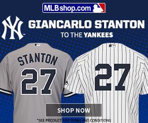 Shop for Giancarlo Stanton Yankees Gear at MLBShop.com
