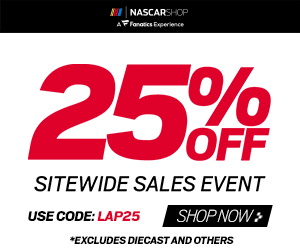 15% Off T-Shirts + Free Shipping Over $50 with code NASCAR
