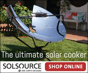 SolSource - The Ultimate Solar Cooker