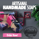 Homemade Soap - Goat Milk Soap with Essential Oils
