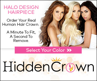 Hidden Crown Hair