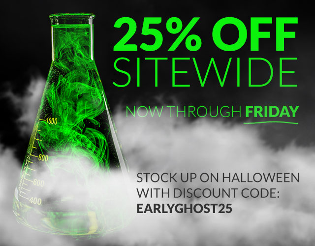 25% Off Sitewide at Steve Spangler Science!