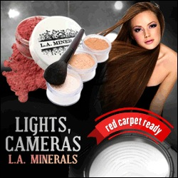 LA Minerals - Red Carpet Ready Mineral Makeup