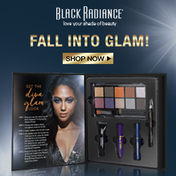 Fall in to Glam with Black Radiance Beauty!