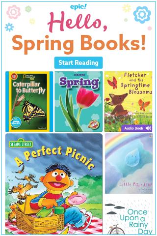 Spring Books