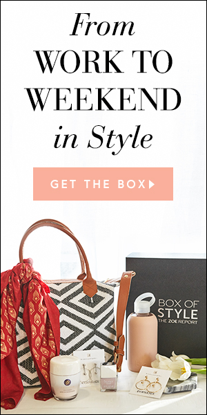 From Work to Weekend in Style. Get the Box.