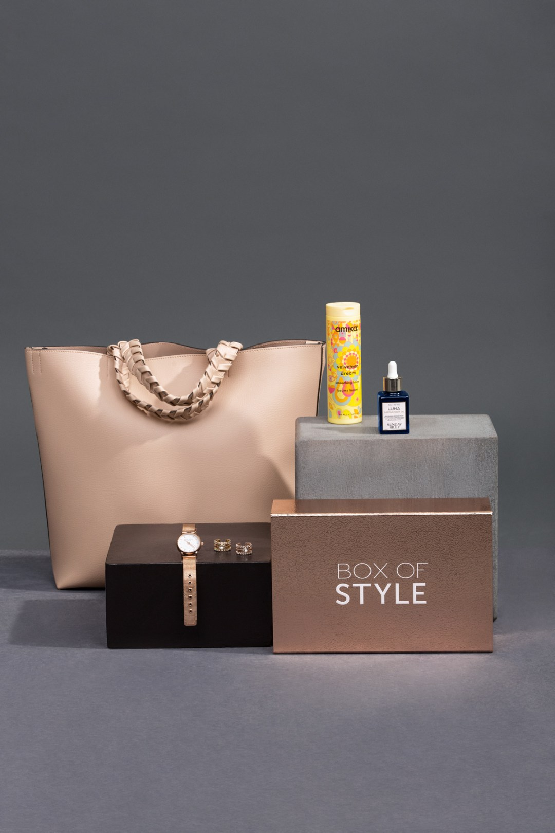 Box of Style Winter 2018 All Products