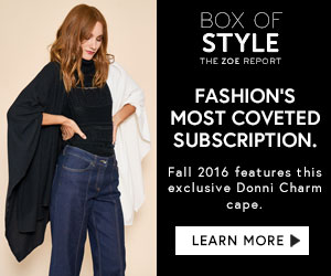 Box of Style, Fashion's Most Coveted Subscription.