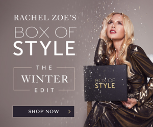 Rachel Zoe's Box of Style Winter 2019