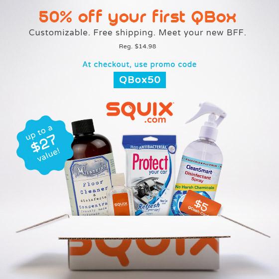 50% off QBox