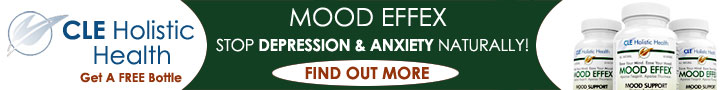 Mood-Effex - Stop Depression & Anxiety Naturally!