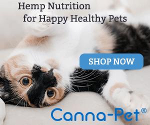 Hemp nutrition for Happy Healthy Pets