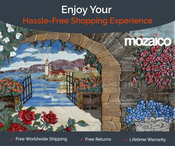 wall art home decor mosaics