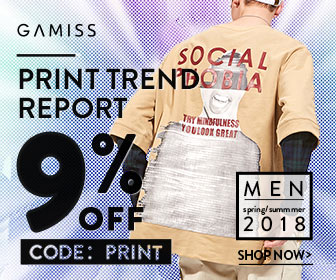 Men Spring/Summer 2018: Print Trend Report With Extra 9% OFF, Shop Now