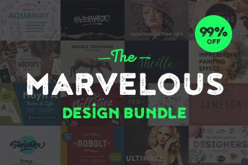 The Marvelous Design Bundle