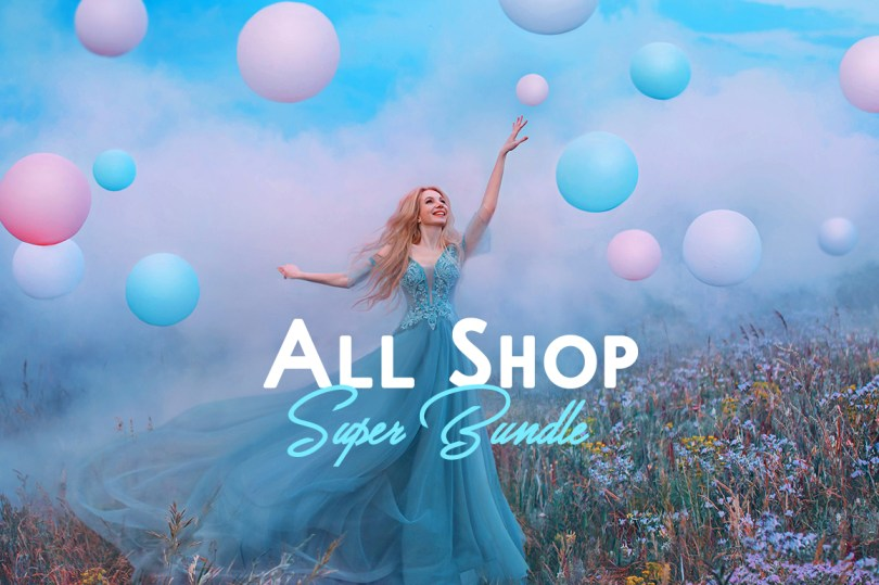 All Shop Super Bundle