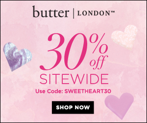 An Early Valentine For You, 30% Off Sitewide! Use Code: SWEETHEART30 at checkout to redeem. Plus! Free Shipping on orders $40+