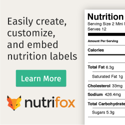 Nutrifox-nutrition-label-generator