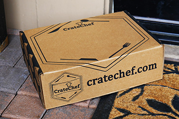 CrateChef Front Porch Box