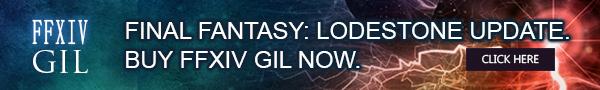 Final Fantasy: Lodestone Update. Buy FFXIV Gil Now