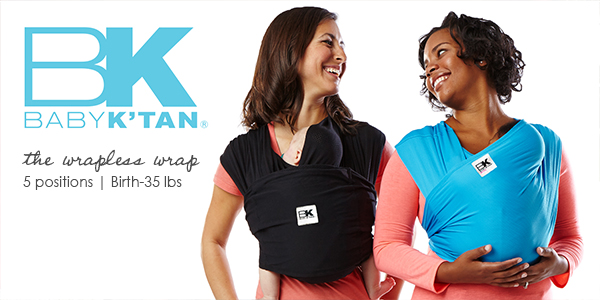 Baby K'tan Baby Carriers and Baby Wraps