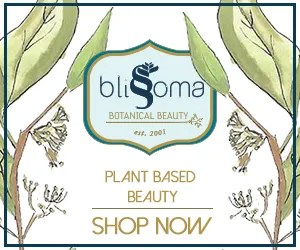 Blissoma Holistic Skincare - Unique natural skincare for sensitive, acne, and aging skin that wants intensive nutritional support