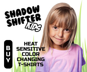 Color Changing Clothing for Kids