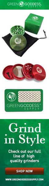 Green Goddess Supply Grinders