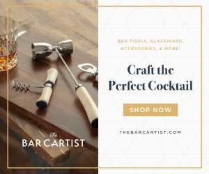 Bar Accessories Ad