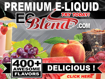 ECBlend Coffee E-Liquid Flavors