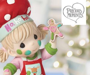 Christmas at Precious Moments