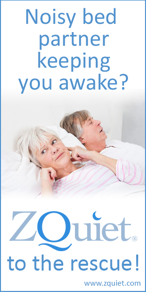 Best Anti Snoring Device - ZQuiet