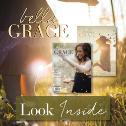 Bella Grace Magazine - Look Inside
