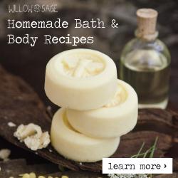 Homemade Bath and Body Recipes