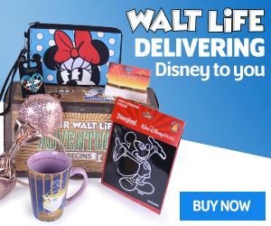 Walt Life - A Monthly Disney Subscription Box