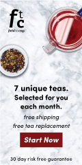 Tea Discovery Monthly Subscription