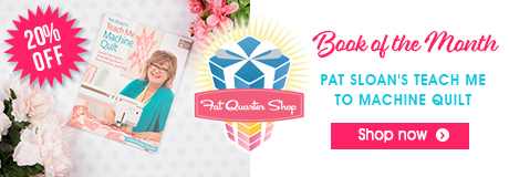 Fat Quarter Shop's Book of the Month