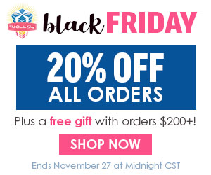Fat Quarter Shop Black Friday Sale 2019