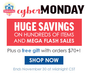Fat Quarter Shop Cyber Monday Sale 2019