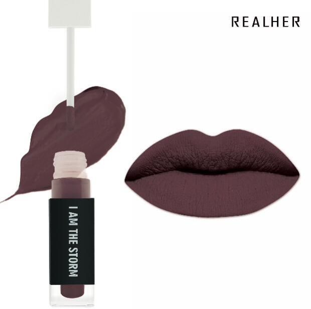 realher matte liquid lipstick
