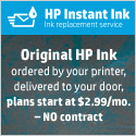Save up to 50% on Printer Ink Replacement with HP Instant Ink! Receive the 1st Month Free - Sign up Now!