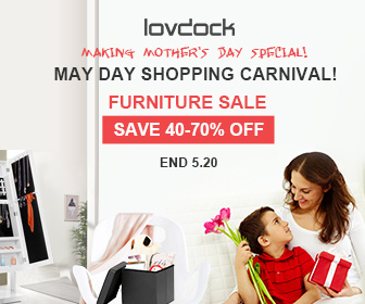 Lovdock MAY DAY SHOPPING