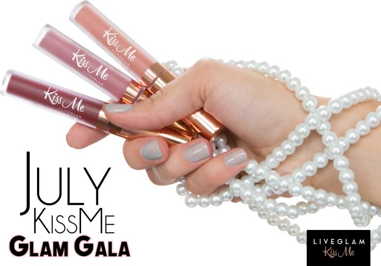 KissMe Glam Gala July 2017 Collection