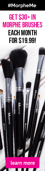 LiveGlam Morphe Brushes