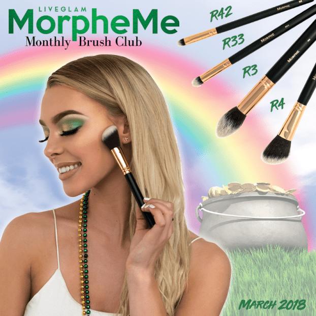 MorpheMe March 2018 Brush Collection
