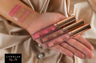 LiveGLam KissMe September Collection