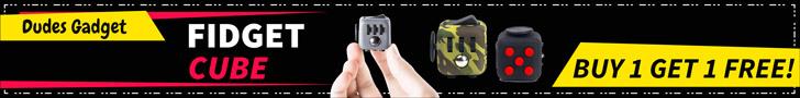 Fidget Cube - Buy 1 Get 1 Free