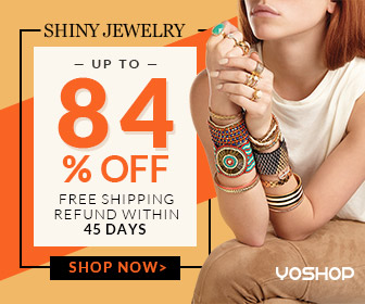 Shop yoshop's collection of trendy fashion jewelry for every occasion! Enjoy free shipping and up to 84% OFF! Don't hesitate and get your faves now!